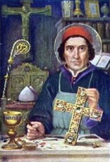 Saint Bernward of Hidesheim