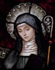 Saint Brigid of Kildare