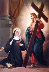 Saint Clare of Montefalco