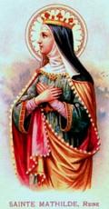 Saint Matilda